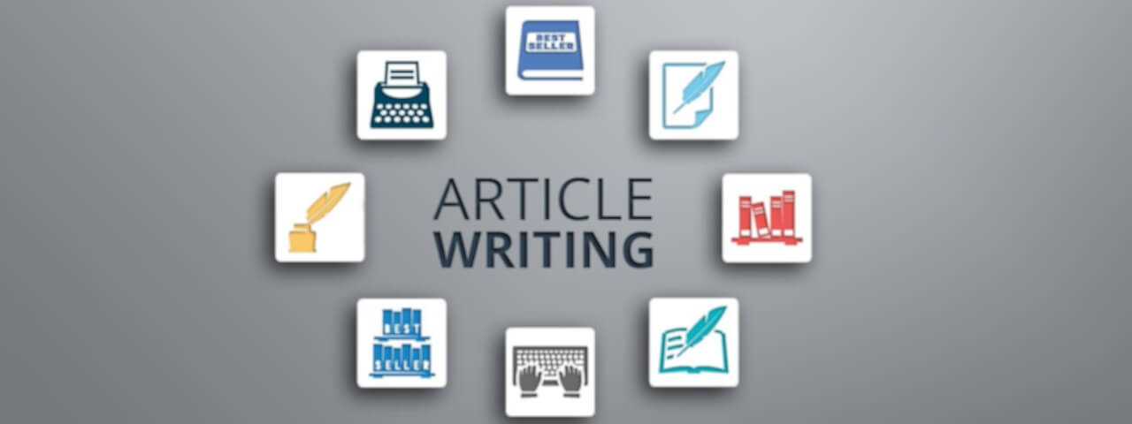 Get your article crafted by an expert from the reliable article writing service.